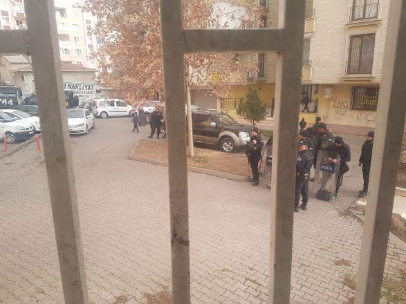 HDP il binasındaki aramalar sona erdi