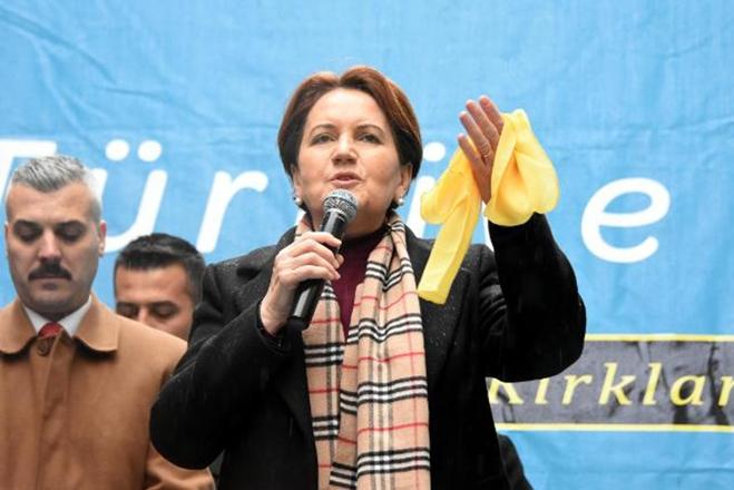 Meral Akşener, hastalığı nedeniyle Sakarya'daki açılışa katılamadı