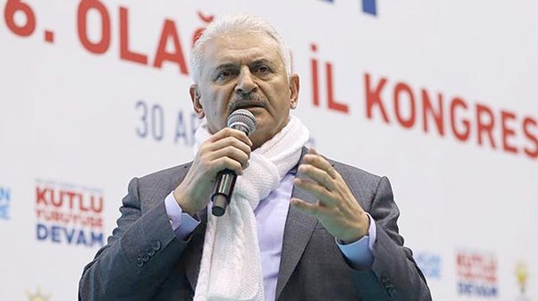 Başbakan Yıldırım'dan Yunanistan'a 'ada' uyarısı!