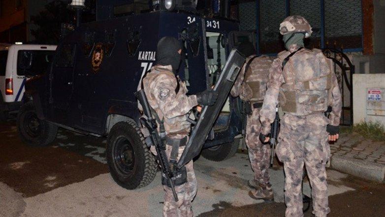İstanbul'da yılbaşı öncesi DEAŞ operasyonu