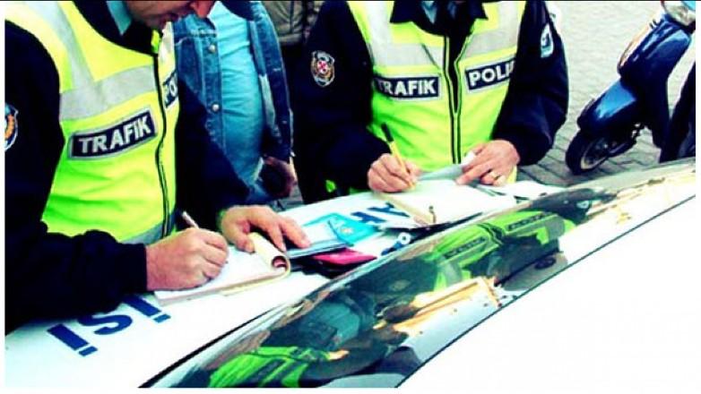 2018 yılının trafik cezaları belirlendi