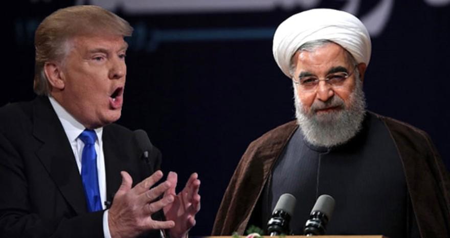 Trump, yeni yıla da İran'la girdi: Terörü destekleyen bir numaralı devlet