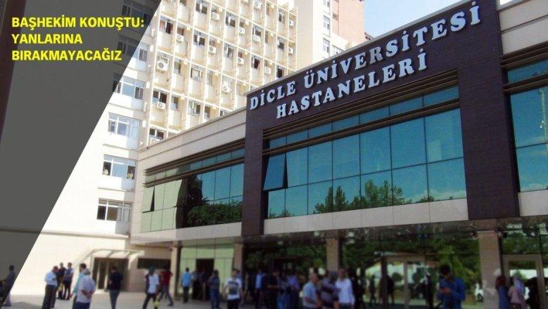 Dicle Üniversitesi'nden HIV açıklaması