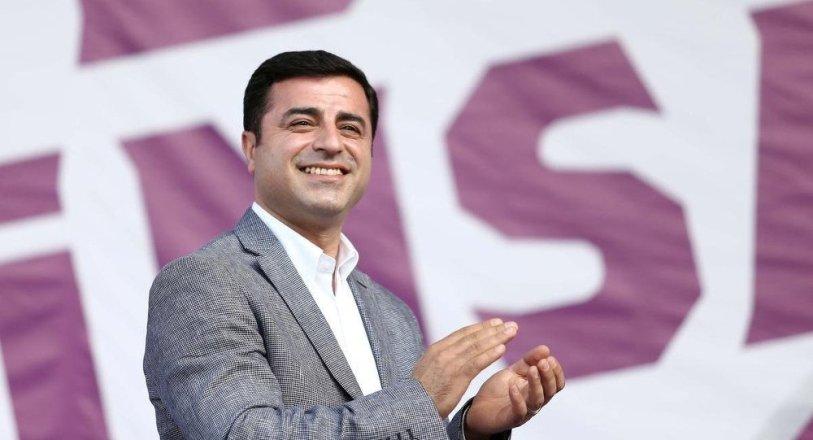 Demirtaş'ın ilk şarkı sözü bestelendi