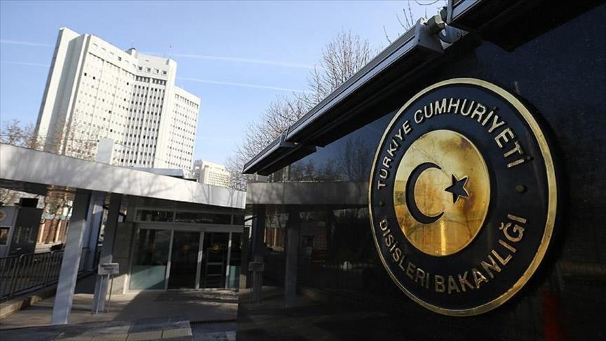 Dışişleri Bakanlığı'dan İran açıklaması