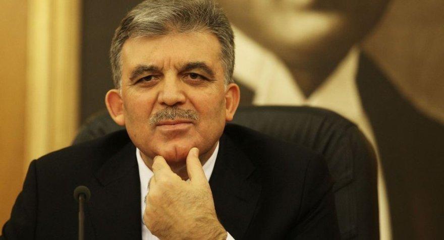 ANAP: Abdullah Gül ile görüşme gerçekleştirdik
