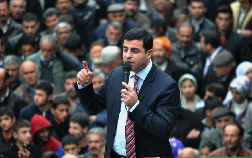 Demirtaş, HDP Eş Başkanlığı'nı bırakıyor