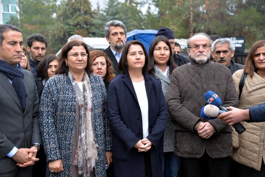 HDP'li Baluken: Ben 100 binlerin iradesiyim
