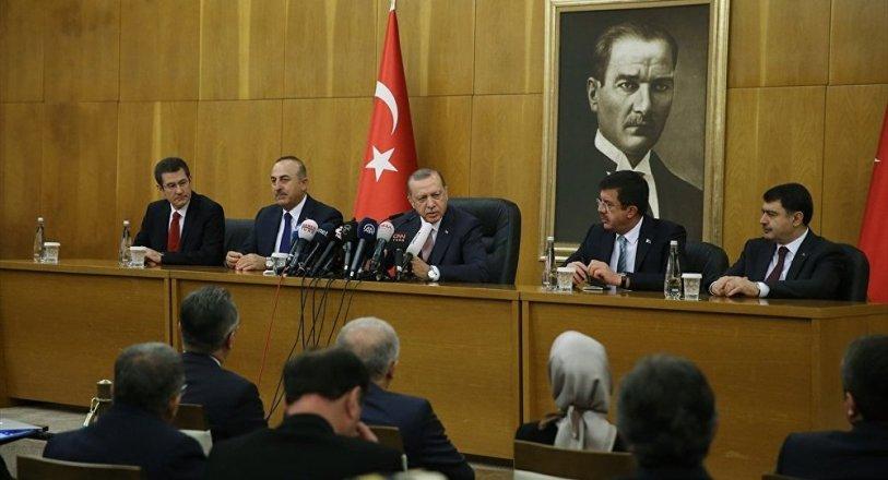 Erdoğan'dan Hazinedar yorumu: Demek ki su kaçağı var