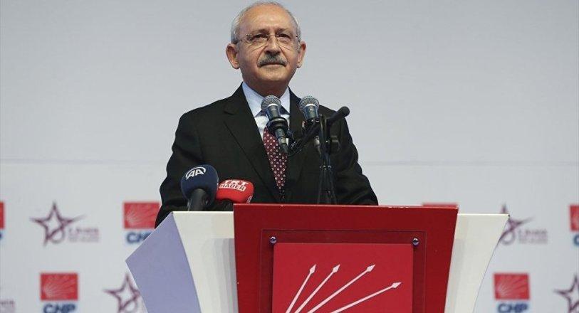 Kılıçdaroğlu: Birinci hedef Ankara Büyükşehir