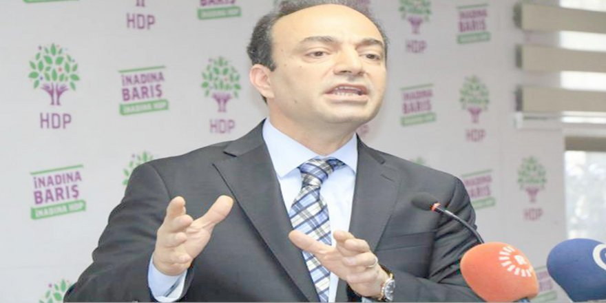 HDP'li Baydemir serbest bırakıldı