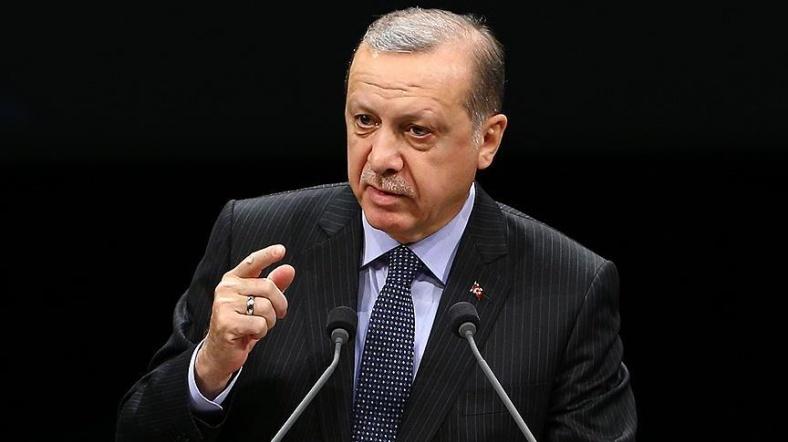 Erdoğan'dan  Gül'e gönderme: Bu trenden düşenler düştükleriyle kalırlar