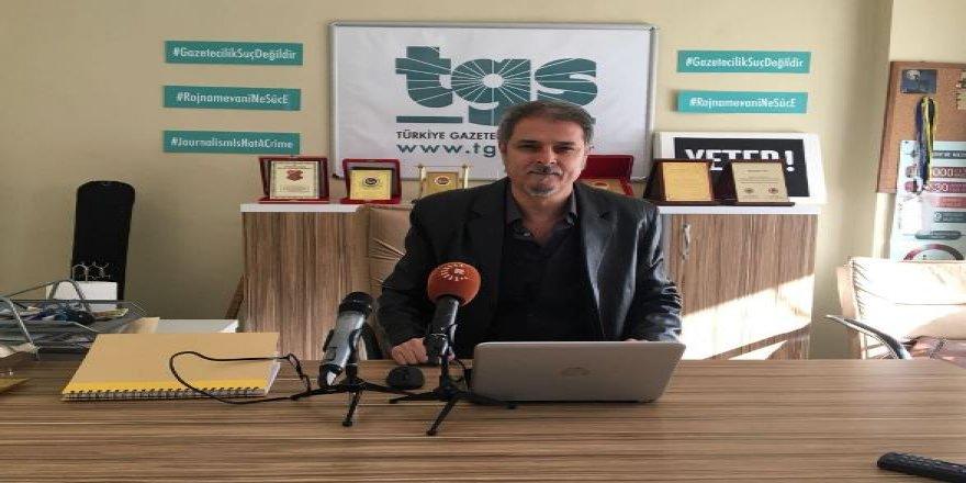 Oral'dan 10 Ocak mesajı: Gazeteciler serbest bırakılsın