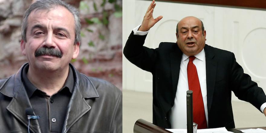 Hasip Kaplan 'HDP'yi ikiye böldü!