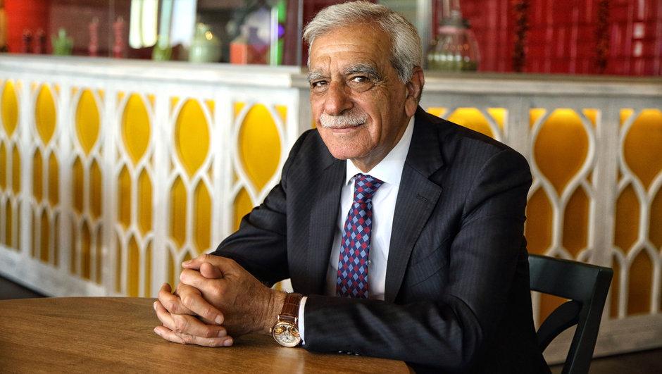 Türk: HDP Eş Genel Başkanlığı için sağlığım el vermiyor