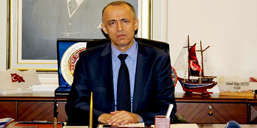 Vali'nin eşi Seval Aktaş, görevinden istifa etti