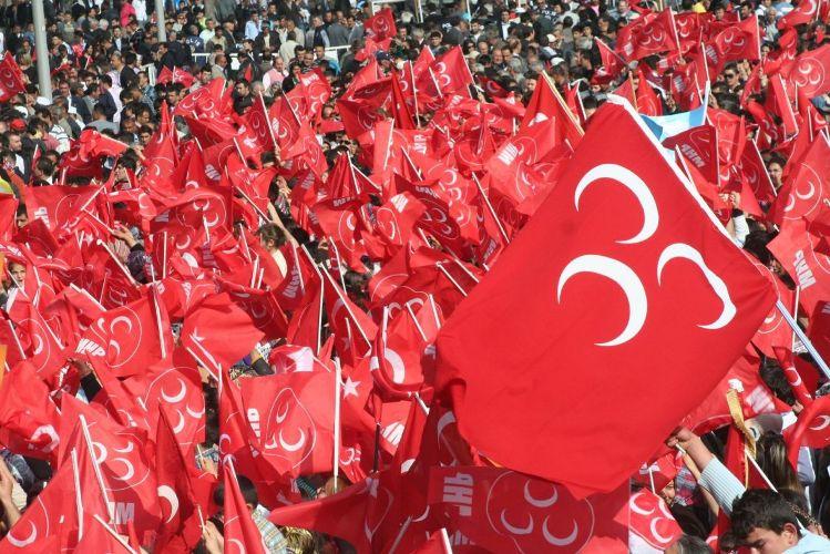 HDP'li Kaplan'a bir tepkide MHP'den