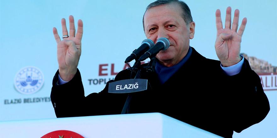 Erdoğan: Ordu kurduklarını sanıyorlar