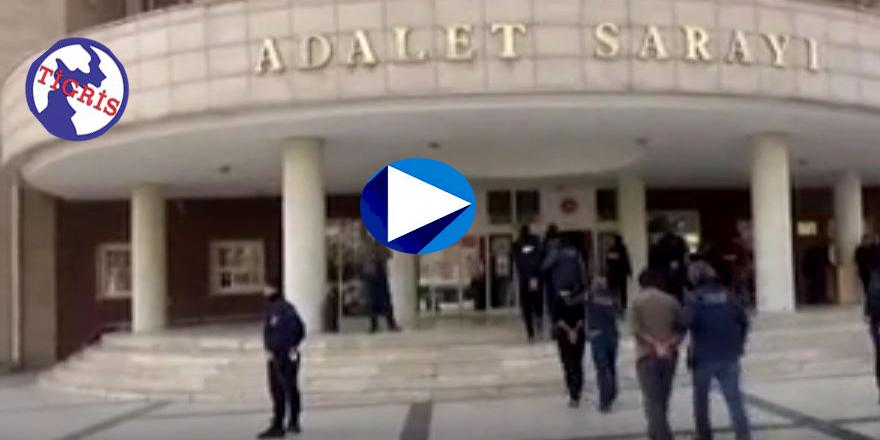 Şanlıurfa'da 7 kişi tutuklandı