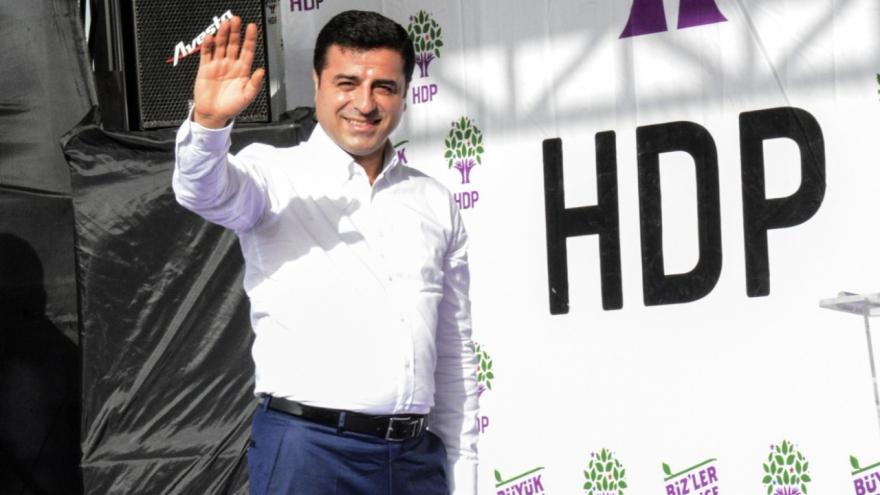 HDP, 22 Ocak'ta Demirtaş'ı görüşecek