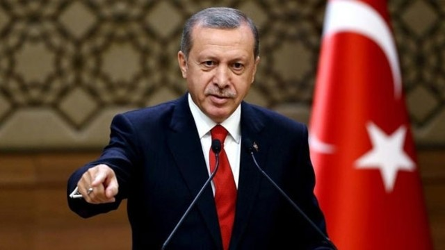 Erdoğan: Kıçı kirli bazıları bize sınırda tehdit sallıyor