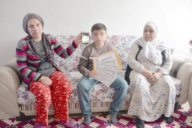Dayak yiyen öğrenci, ailesi şikâyetçi olunca okuldan uzaklaştırıldı
