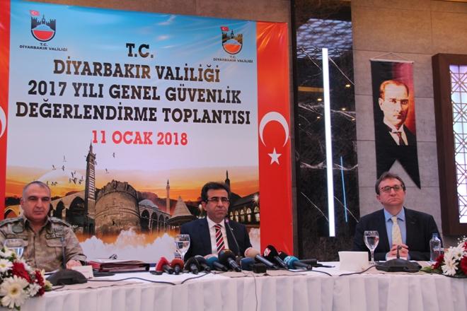 Vali Güzeloğlu: 44 bombalı saldırı engellendi