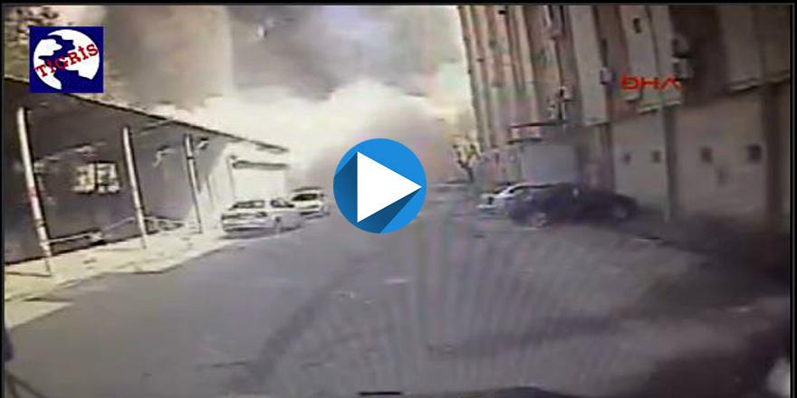 Patlamanın görüntüleri 9 ay sonra ortaya çıktı