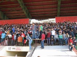 Yeni Diyarbakırspor'a Ankara'da taraftar desteği