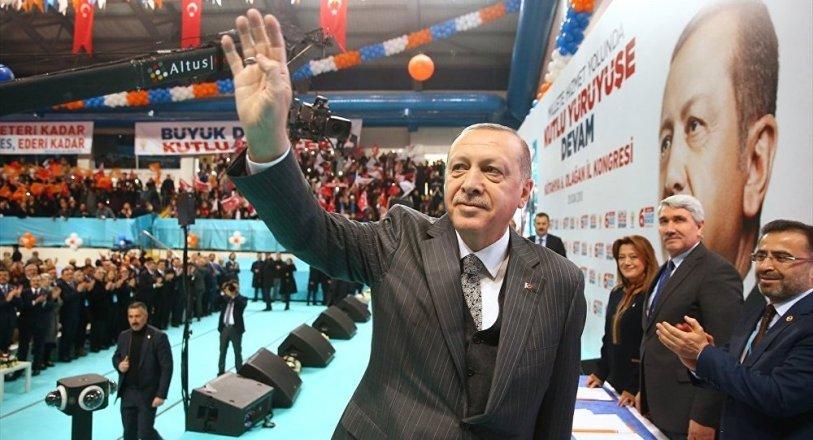 Erdoğan: Afrin operasyonu sahada fiilen başladı