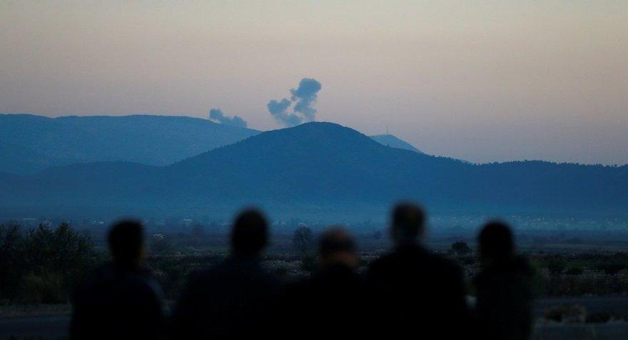 'Son yarım saatte 12 savaş uçağı havalandı'