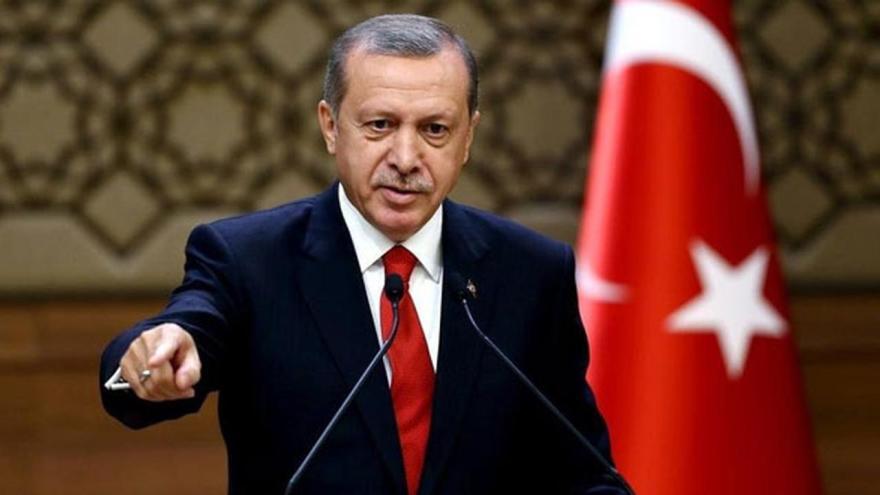 Erdoğan'dan HDP'ye, 'adım adım takip ediliyorsunuz'