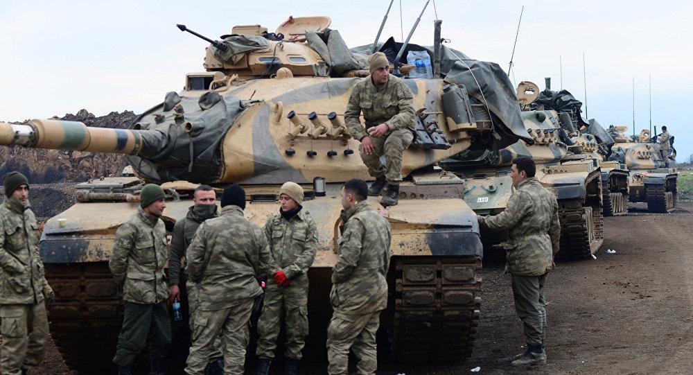 Zeytin Dalı Harekatı'nda 3. gün: TSK ve ÖSO, 7.5 km içeri girdi