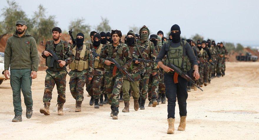 ÖSO, çatışmaların ardından Burseya Dağı'ndan çekildi