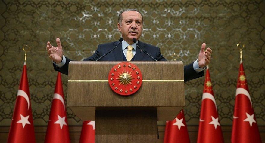 Erdoğan: Orada Kürt yoktur