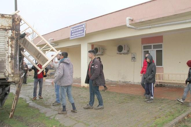 Bağlar Belediyesi Mahalle Evlerini yeniledi