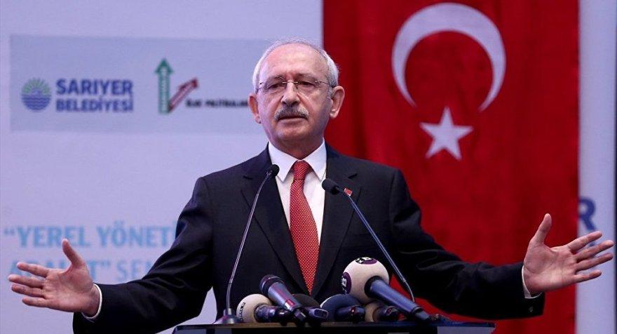 Kılıçdaroğlu'ndan Erdoğan'a çağrı