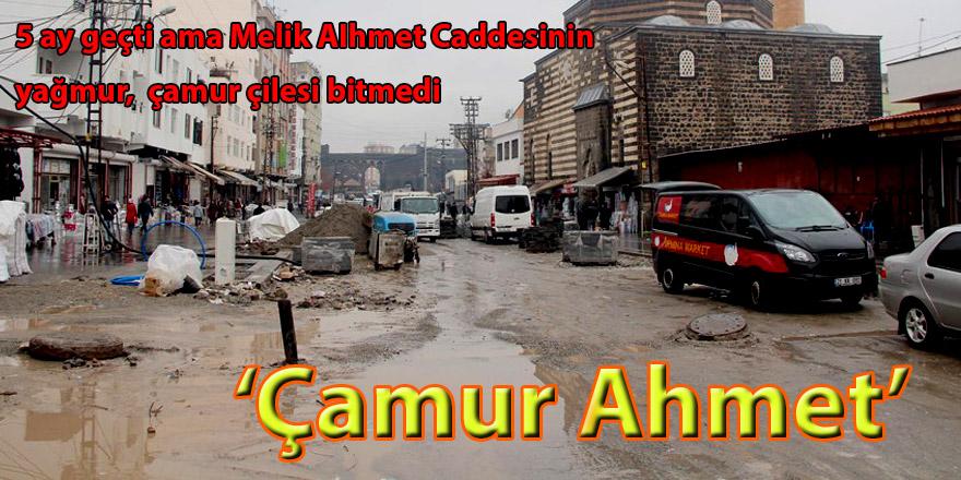 'Çamur Ahmet'