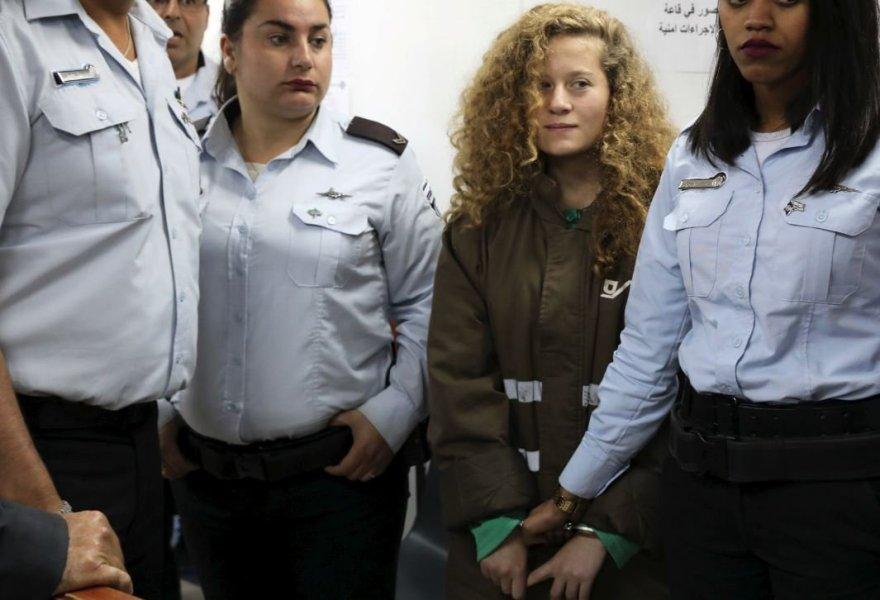 'Filistinli cesur kız' için komisyona gerek yok
