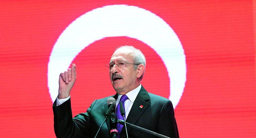Kılıçdaroğlu: Osmanlı'da millet mi vardı?