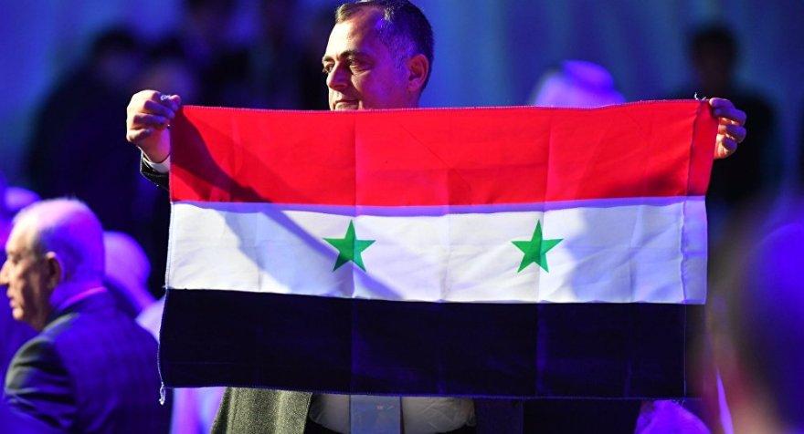 Soçi'deki Suriye Ulusal Diyalog Kongresi başladı