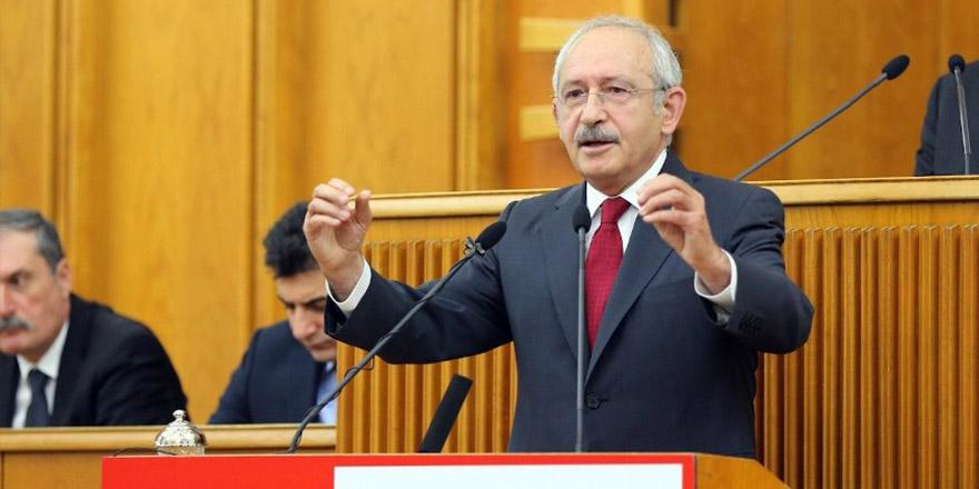 Kılıçdaroğlu TTB'nin bildirisini kabul etti