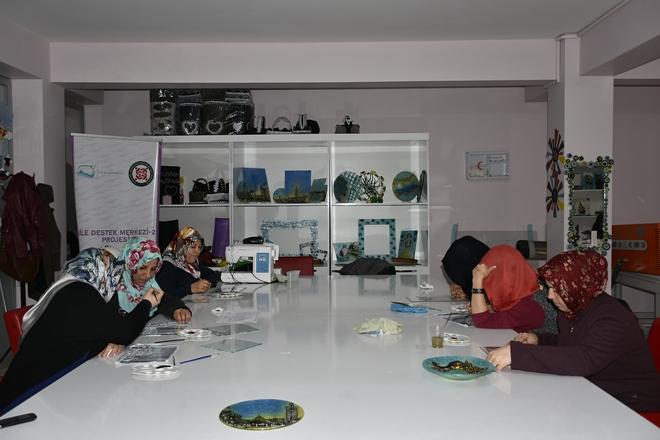 Diyarbakır'ın tarihini camda tanıtıyorlar