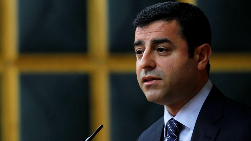 Demirtaş'ın davası Ankara'ya nakledildi
