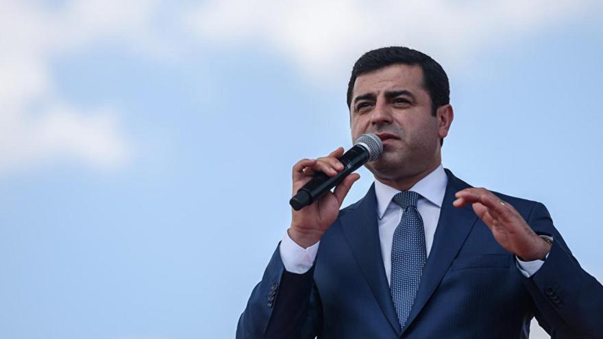 AYM'nin Demirtaş kararı resmi gazetede
