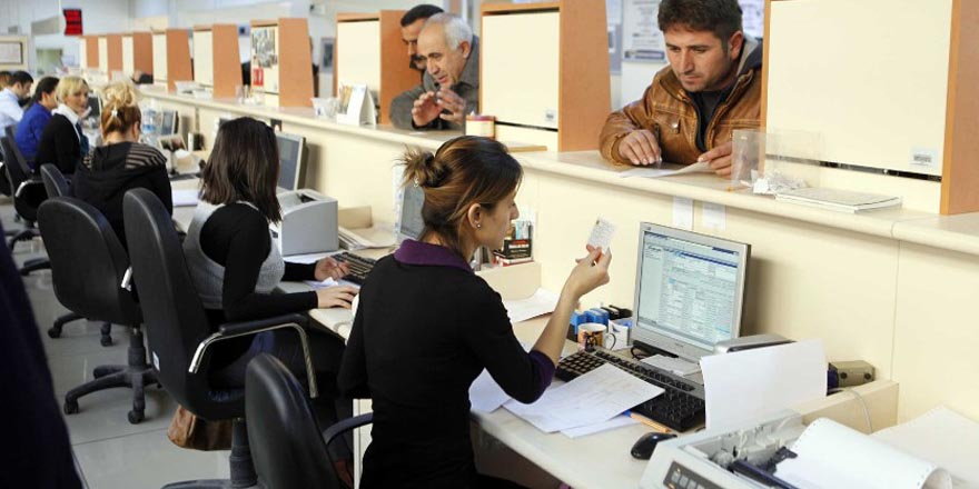 Bankacılıkta istihdam 3 bin 195 kişi azaldı