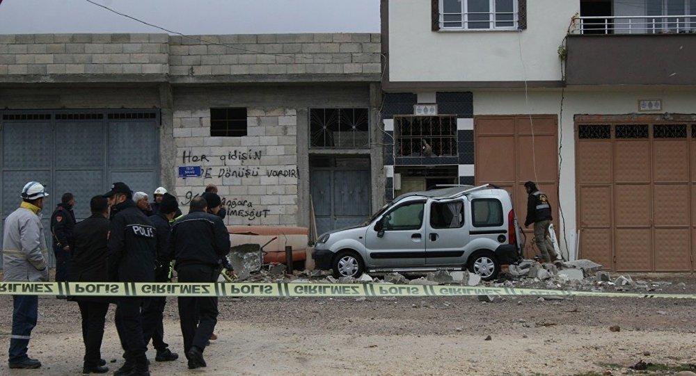 Kilis'e 2 roket atıldı: 1 yaralı