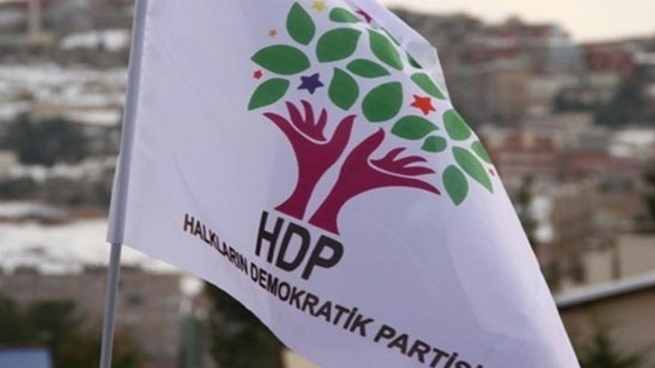 HDP'li yöneticinin de aralarında bulunduğu 8 kişiye gözaltı