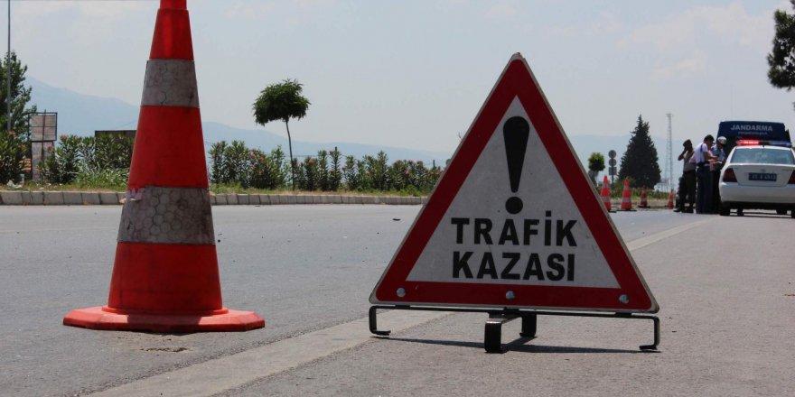 Ergani'de otomobilin çarptığı genç öldü