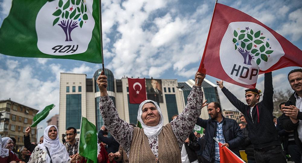 HDP'den Sur ve Cizre için özeleştiri